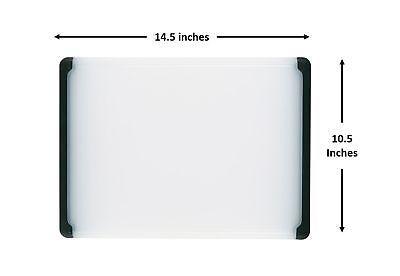 OXO Good Grips Utility Cutting Board Black Utility Board