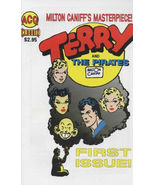Terry and the Pirates # 1 - 4 (2000) ACG Milton Caniff - $5.95