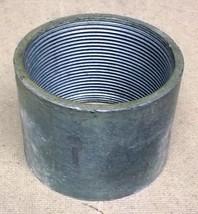 Conduit Coupling 3 1/2in x 3 1/2in Steel - $14.01