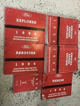 1994 Ford Ranger Explorer Aerostar Workshop Service Shop Repair Manual S... - $98.95