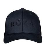 ROKA Blackout Flexfit Mesh Hat for Men and Women - Large / Extra Large L/XL - $30.88