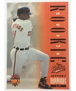 Collectible 1994 Donruss Triple Play #284 Jeffrey Hammonds Rookie Baseba... - $4.07