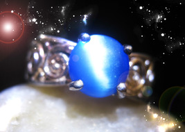HAUNTED RING ALLIANCE OF MYSTIC & MASTERS 7 DIVINE EYES MAGICK 7 SCHOLARS  - $7,797.77