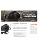 Bike Trunk Bag-PakRak Clip-On Quick-Release Mounting System Bicycle Comm... - $75.94