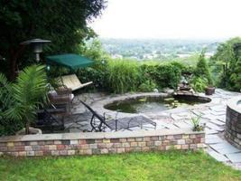 "Cobblestone Paver Molds 12 Make Patio Pavers 4x6"" For Walls Patios Garden Paths image 7"