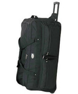 "3- Large 36"" Rolling Wheeled Duffel Bags Luggage Big Duffle Travel  Lugg... - $107.91"