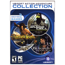 Ubisoft Action-Adventure Collection [PC Game] - $19.99