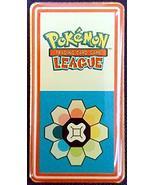 Pokemon League Badge Rainbow Badge Celadon City Pin 2000 - $5.87