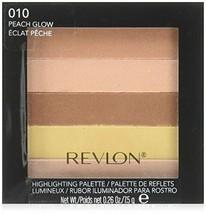 Revlon Highlighting Palette, Peach Glow #010, 0.26 Ounce - $4.99