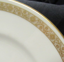 """Royal Worcester Golden Anniversary 8"""" Salad / Luncheon Plate Made in Eng... - $34.60"""