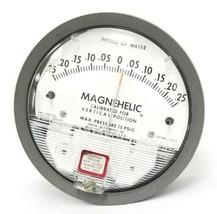 DWYER MAGNEHELIC 2300-0 PRESSURE GAUGE .25-0-.25PSIG 23000