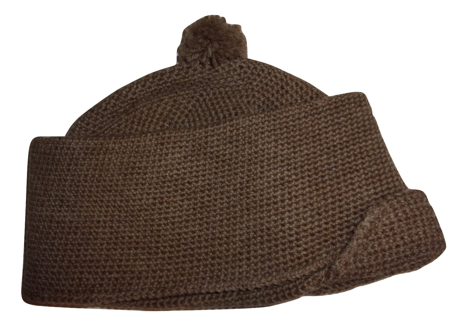 Primary image for WWI Great War Reproduction 1915 British Balaclava Cap, Wool, Khaki Color