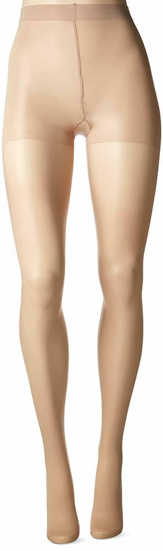 Calvin Klein BUFF Hosiery Sheer Essentials Matte Sheer Control Top, US A