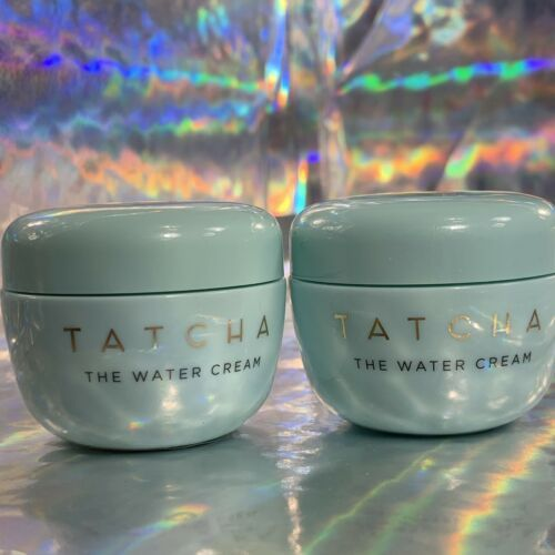Same/Next Day Ship 2x Brand New Without Box Tatcha The Water Cream Travels 10mL
