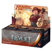 Magic the Gathering Aether Revolt 15-card sealed booster pack (1 pack) - $11.13