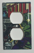 Hulk Comic Book Light Switch Duplex Outlet Wall Cover Plate & more Home decor image 2