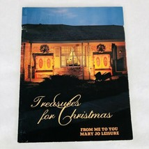 Treasures for Christmas Book Decorative Tole Painting By Mary Jo Leisure - $7.87