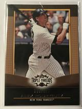 2011 Alex Rodriguez Card /625 Topps Triple Threads - $4.75