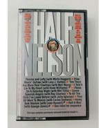 Willie Nelson Cassette Half Nelson 1990 Columbia Tape - $5.89