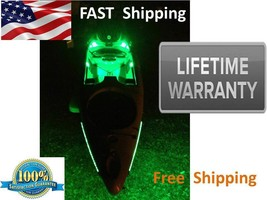 Kayak Paddle or CANOE - Green Fishing LED Light Kit - COMPLETE KIT with ... - $23.00