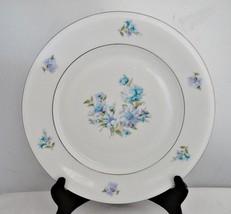 Winterling Tivoli Smooth Edge Fine Porcelain Dinner Plate - $18.80