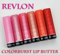 Buy 2 Get 1 Free! (Add 3) Revlon Color Burst Lip Butter (Choose Your Shade) - $5.66+