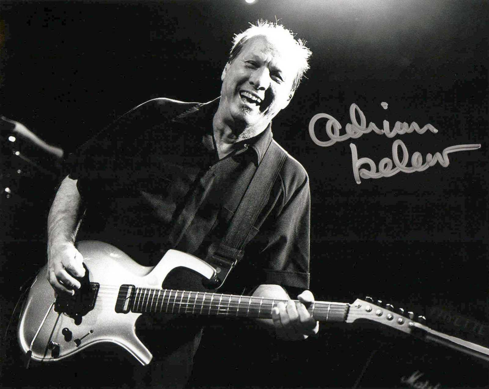 Primary image for Adrian Belew Signed Autographed Glossy 8x10 Photo