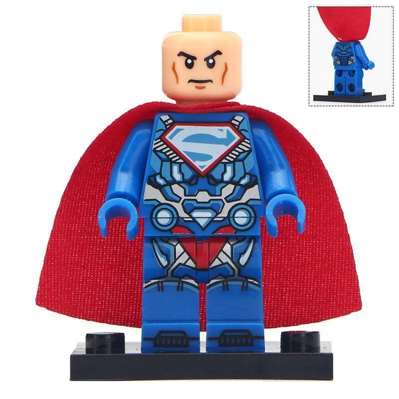 Primary image for Lex Luthor Superman Villain DC Universe Figure For Custom Minifigures Toy