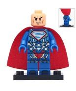 Lex Luthor Superman Villain DC Universe Figure For Custom Minifigures Toy - $2.90