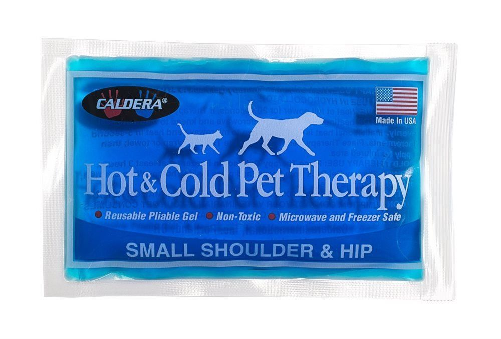Hot & Cold Pet Therapy Wrap Reusable Gel Packs PG 101 by  Caldera