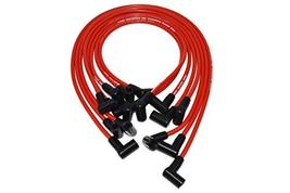A-Team Performance Silicone Spark Plug Wires Set Compatible with SBC Small Block