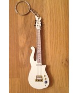 Prince White Cloud Guitar Keychain Keyring - $24.00