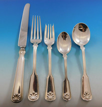 Shell & Thread by Tiffany & Co Sterling Silver Flatware Service Set 22 p... - $3,160.00