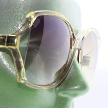 Big Bold Bifocal Sunglasses Readers Huge Runway Fashion Caramel Frame +2.75 Lens - $16.00