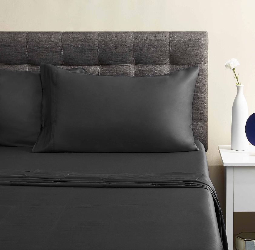 Better Homes & Gardens 300 Thread Count 100% Cotton Wrinkle Resistant Sheet Set - $35.37