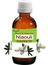 Niaouli Pure Natural Essential Oil-5 ml- 250 ml Melaleuca viridiflora by Bangota - $9.75+