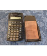 Texas Instruments (TI) BA II Plus - Business Analyst Calculator - $14.91