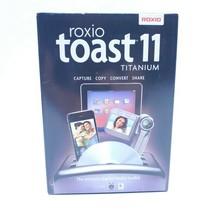 Roxio Toast 11 Titanium For Apple IMAC,Macbook Software for converting v... - $89.32