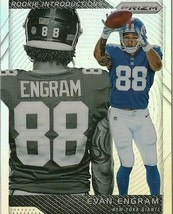 2017 Panini Prizm Rookie Introductions #4 Evan Engram - $3.95
