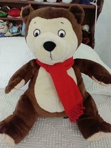 """12""""KOHL'S PLUSH STORYBOOK CHARACTER BROWN STUFFED TEDDY BEAR,YOU CAN DO ... - $8.90"""