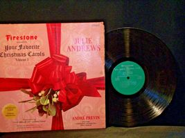 Great Songs Of Christmas and Favorite Christmas carols 5 Records AA-191758 Vinta image 7