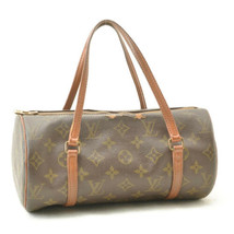 LOUIS VUITTON Monogram Papillon 26 Old Model Hand Bag M51366 LV Auth sg0... - $130.00