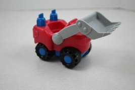 FISHER PRICE Little People Construction Bulldozer Vehicle - $4.94