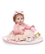One reborn doll set lifelike cute girl baby newborn dolls for kids playmat.jpg 640x640 thumbtall