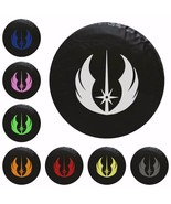 Star Wars Jedi Order Tire Cover - STANDARD - We Need Tire Size and Color... - $59.95