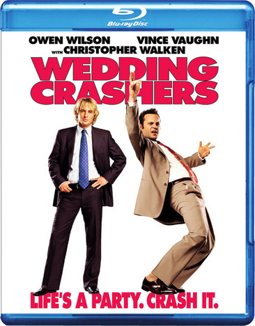Wedding Crashers (Blu-Ray/Theatrical Version)