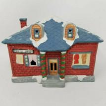 Press Shop Christmas Village Building - $18.69