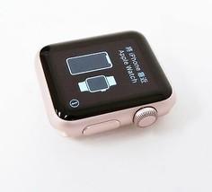 Apple Watch Sport 38mm A1553 Rose Gold Aluminium MLCH2LL/A - $45.99