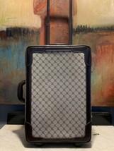 "(2) Ralph Lauren Signature Series Luggage Brown 26/22"" Monogram Rolling ... - $149.13"