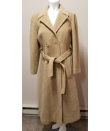 Vtg Pendleton Woman's Coat 100% Virgin Wool USA Made 1970s Slight Flaw S... - $145.08